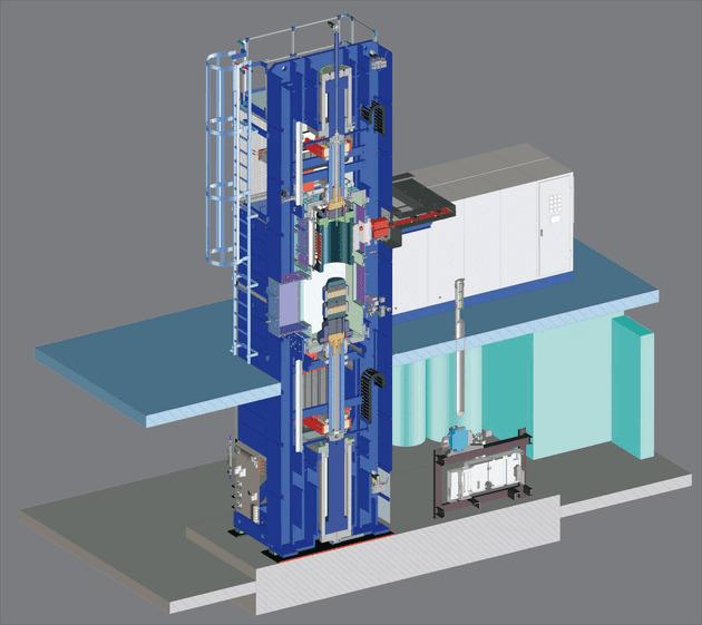 Spark Plasma Sintering facility