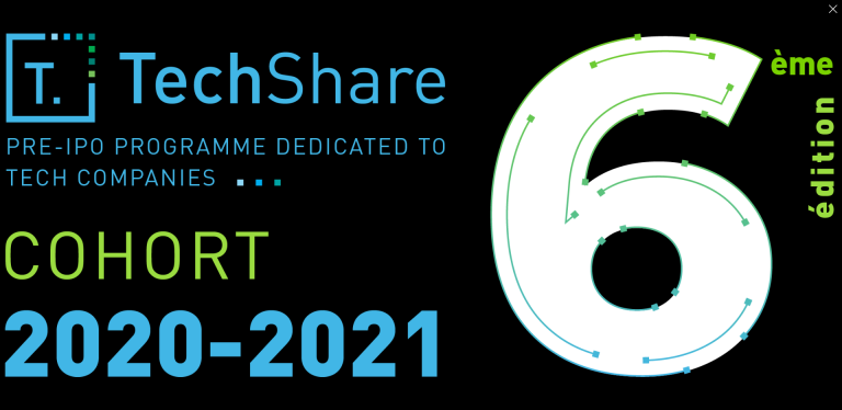 Nanoker is participating in the 6th Edition of TECHSHARETechshare pre-IPO Program by EURONEXT