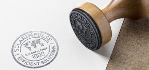 Solar Impulse Foundation Seal for Environmentally Efficient Solutions